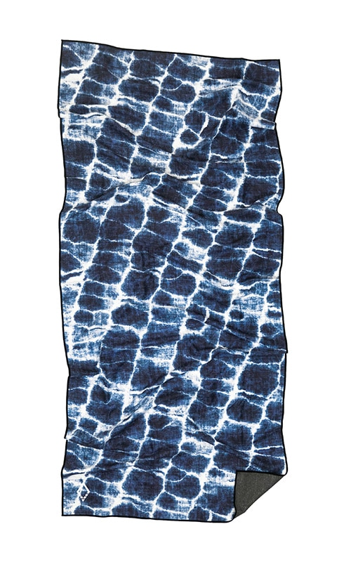 AGUA 40 BLUE TOWEL