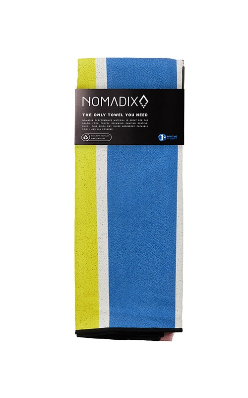 VIVID STRIPES 64 MULTI TOWEL