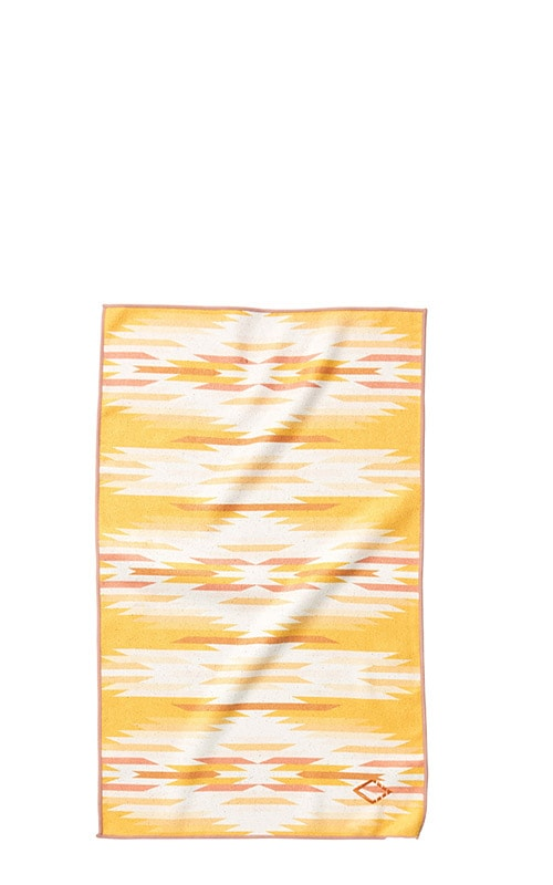 UINTA 36 YELLOW HAND TOWEL