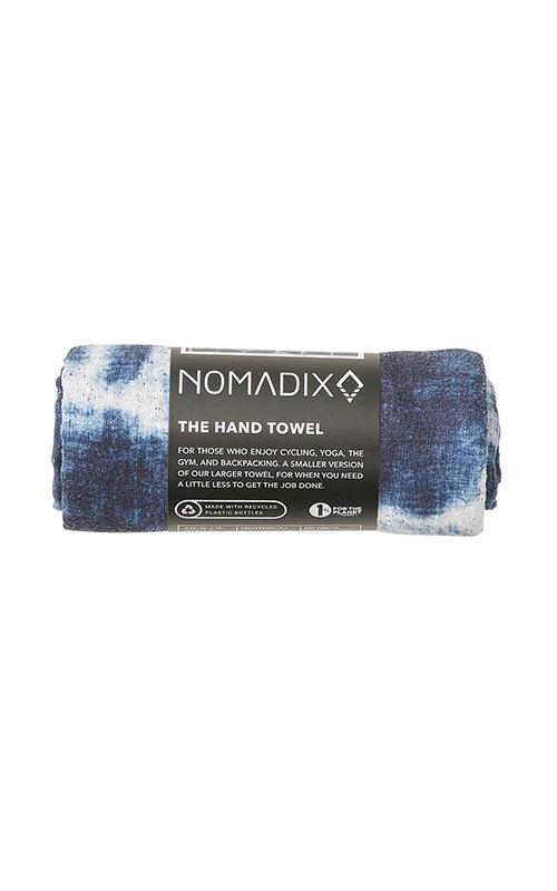 AGUA 40 BLUE HAND TOWEL