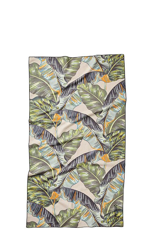 13 BANANA LEAF GREEN ULTRALIGHT TOWEL