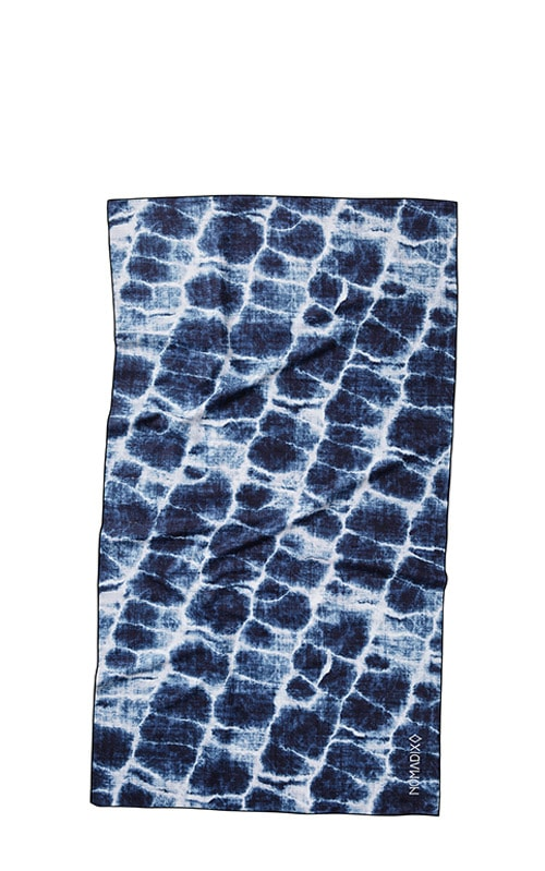 40 AGUA BLUE ULTRALIGHT TOWEL