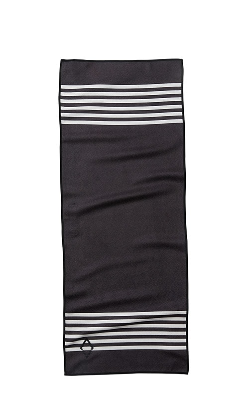 POOL SIDE 77 BLACK DO ANYTHING TOWEL