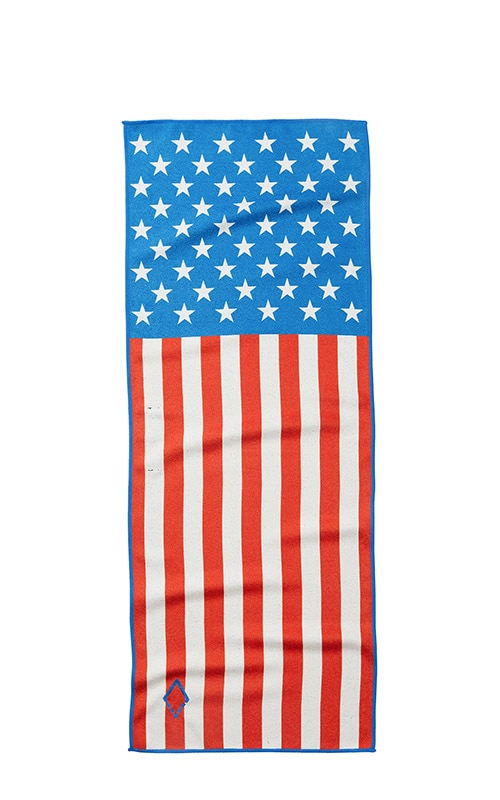 80 AMERICAN FLAG DO ANYTHING TOWEL