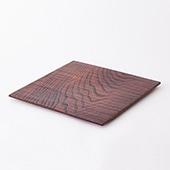 木皿 正方形