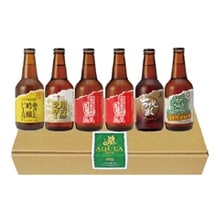 秋田あくらビール 国際審査会                         受賞ビール&ギフト6本                         (5種類)セット