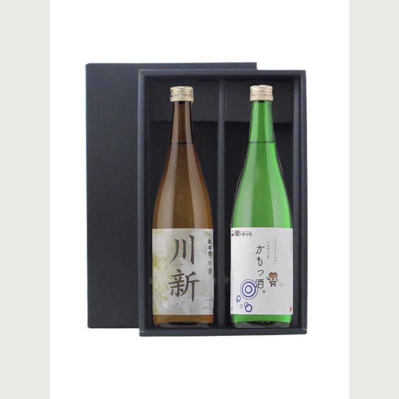秋田酒造詰め合わせ