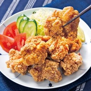 鶏モモ竜田揚げ1kg冷凍(6袋セット)