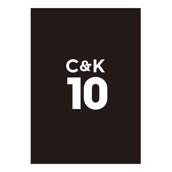 C&K 10周年記念ツアーパンフレット