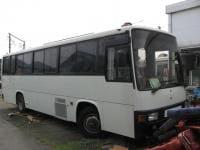 バスベースのキャンピングカー