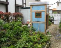 越冬用小屋