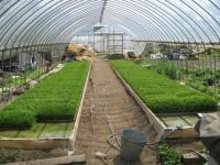 農作業の電源確保