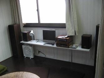 直流テレビ、オーディオ