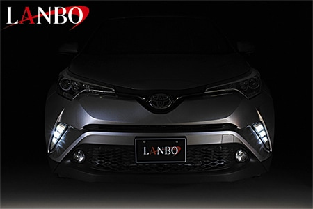 ZYX10/NGX50 C-HR専用 LEDライトキット