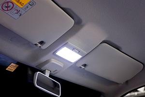 ワゴンR/スティングレー/フレア 専用 ジュエル LED ルームランプ