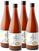 木頭ゆず一番しぼり720ml(非加熱・要冷蔵)