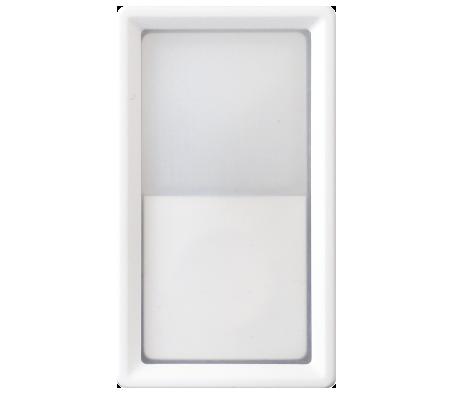 monban CUBE 防水押しボタン送信機|OCH-RW-PUSH43 08-0543 オーム電機