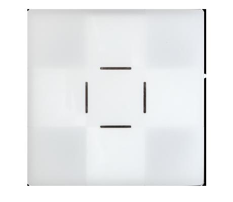 monban CUBE 光フラッシュ電池式受信機|OCH-DC47-BLUE 08-0547