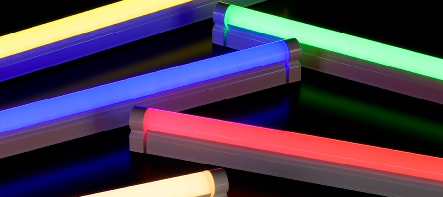 LED多目的ライト ECO&DECO カラー