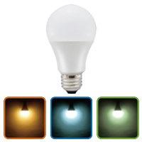 LED電球 E26 60形相当 3段階調色 昼光色スタート|LDA7D-G/CK AG93 06-3428
