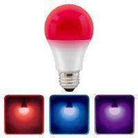 LED電球 E26 3カラー調色 赤色スタート|LDA2R-G/CK AG93 06-3429
