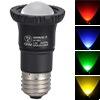 LED電球 ズーム形 E17 昼白色 ルーチェエフ レンズ付替可|LDR3N-W-E17 11 07-9700