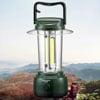 LEDキャンピングランタン CL2400|LN-CL2400-G 08-1321