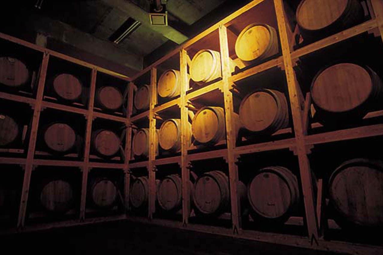 樽ワイン 保管庫