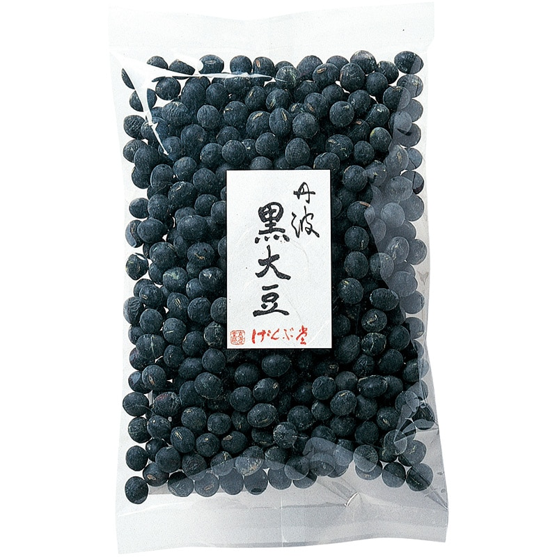 丹波黒大豆(生)