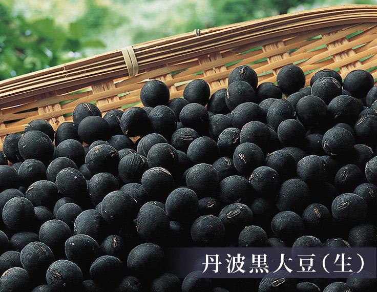 丹波黒大豆イメージ