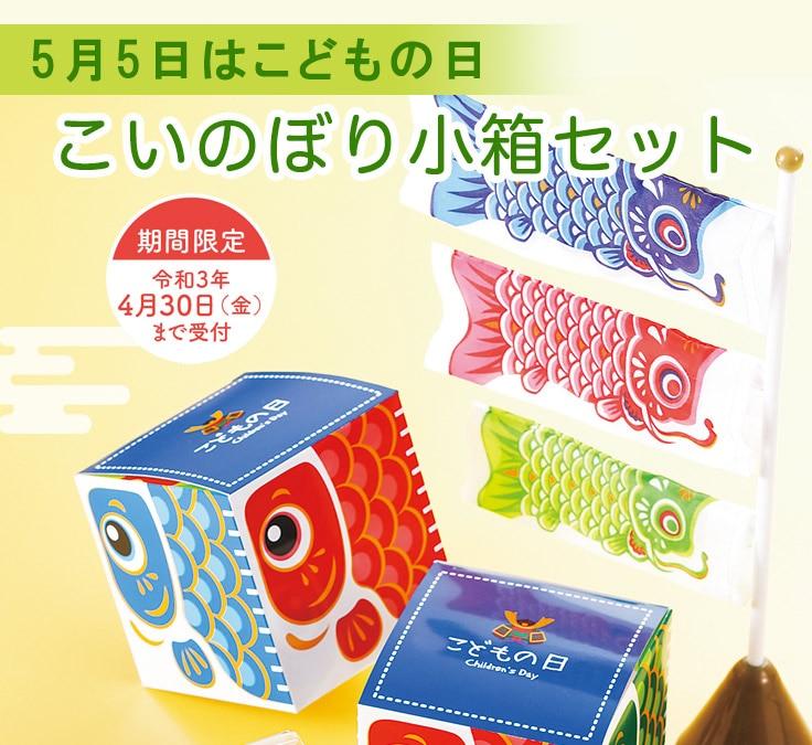 こいのぼり小箱イメージ