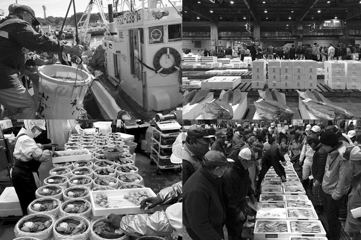 大川魚店の歴史