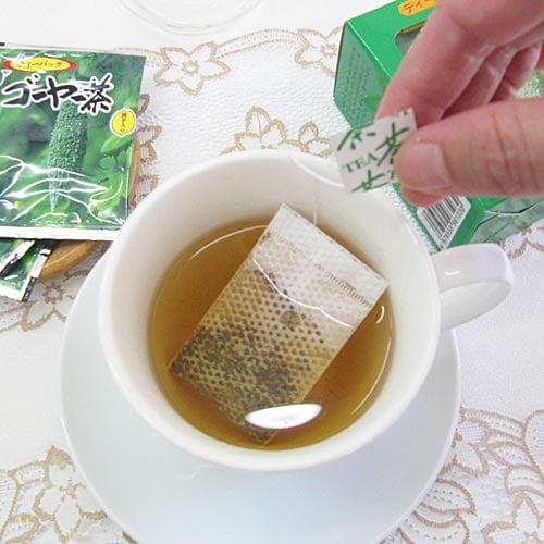 ゴーヤー茶10包入りお召し上がり方