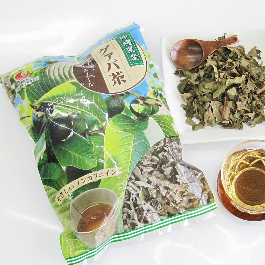 比嘉製茶のグァバ茶