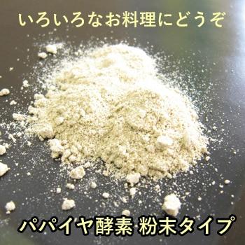 パパイヤ酵素 粉末