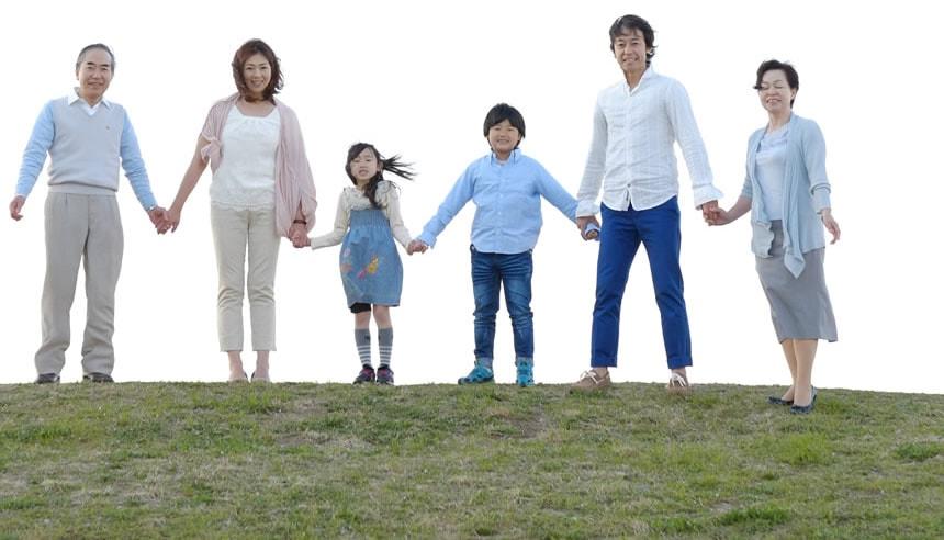 健康づくりで家族もハッピー