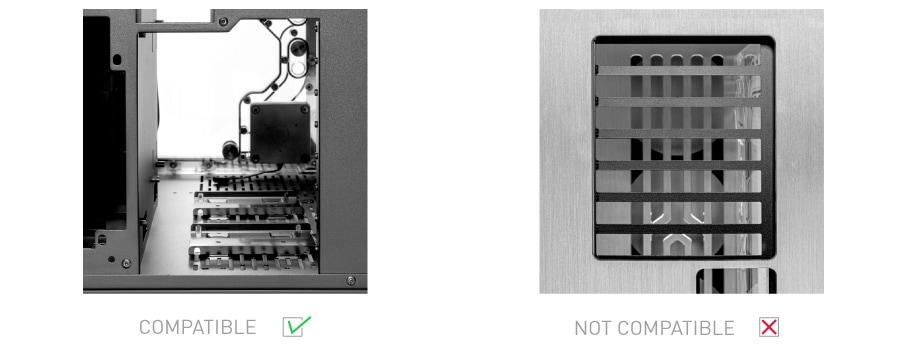 EK Vertical GPU mount