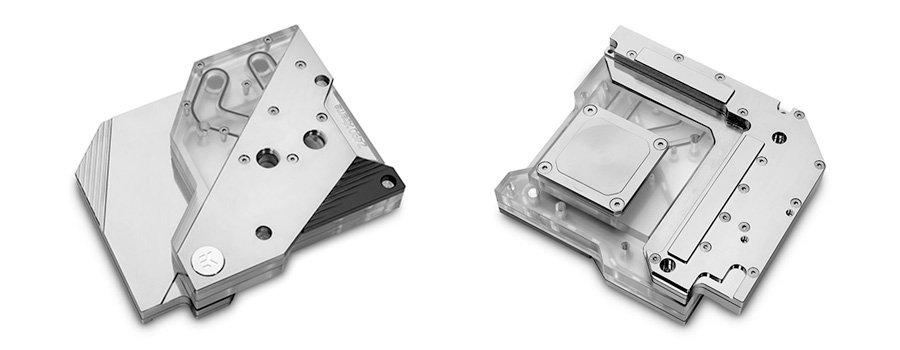 EK Monoblock for Z490 Aorus Xtreme motherboard