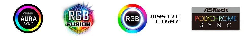 Adressable RGB