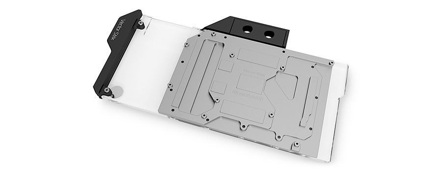 EK water block for ASUS Strix 6800 6800XT and 6900XT