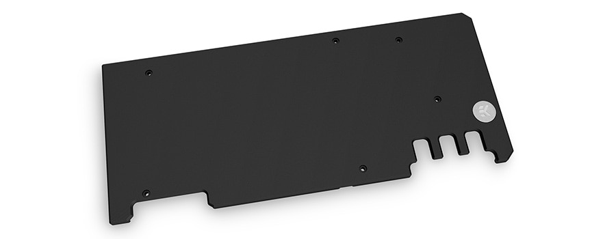 Backplate for EK-Quantum Vector Xtreme RTX 3080/3090 Water block