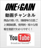 ワンゲイン動画コンテンツ ワンゲインチャンネル