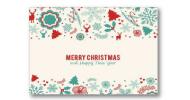 クリスマスカード8