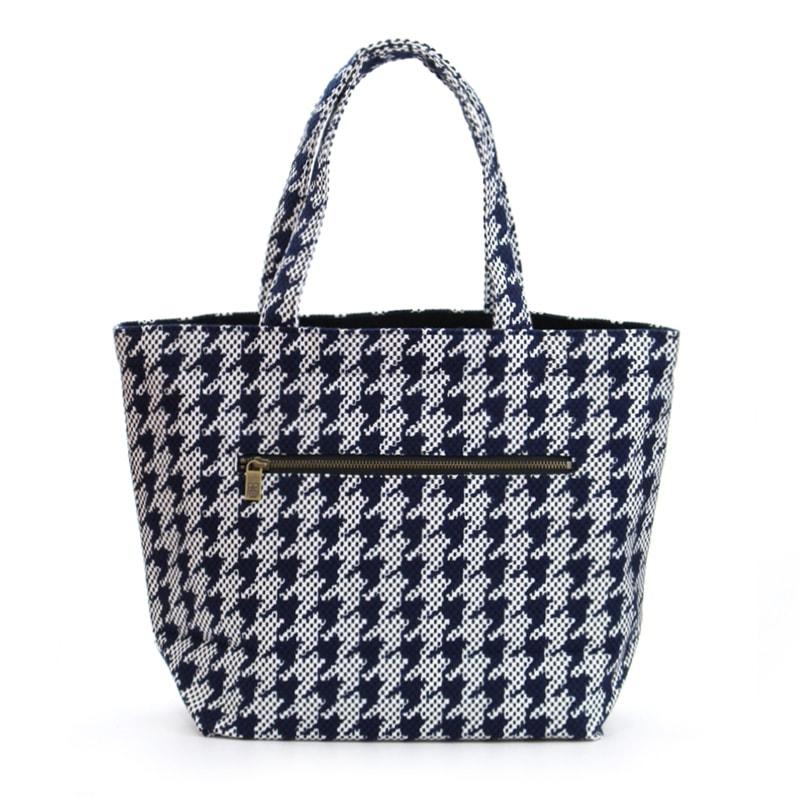 刺子織トートバッグ