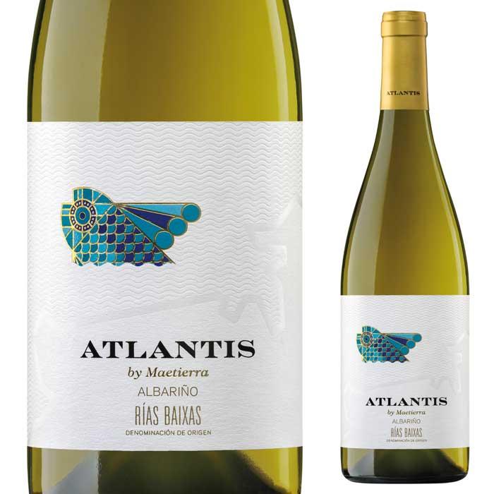 アトランティス アルバリーニョ [2017] 750ml (白ワイン)【辛口】
