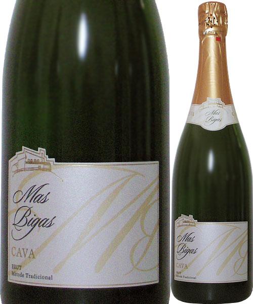 マス・ビガス ブリュット セラー・デ・ラルボス 750ml (スパークリングワイン)【辛口】
