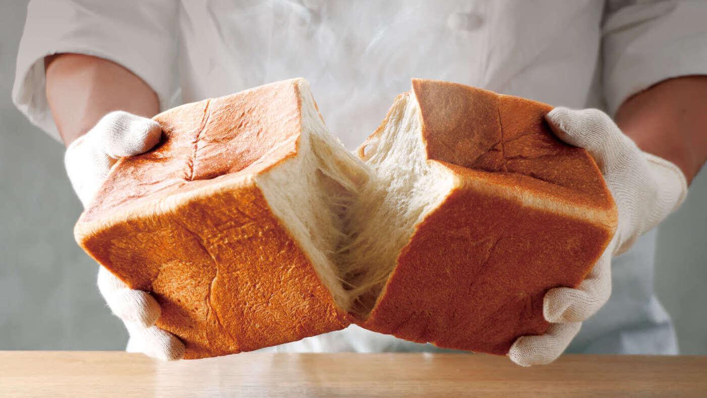 銀座の食パン「香」