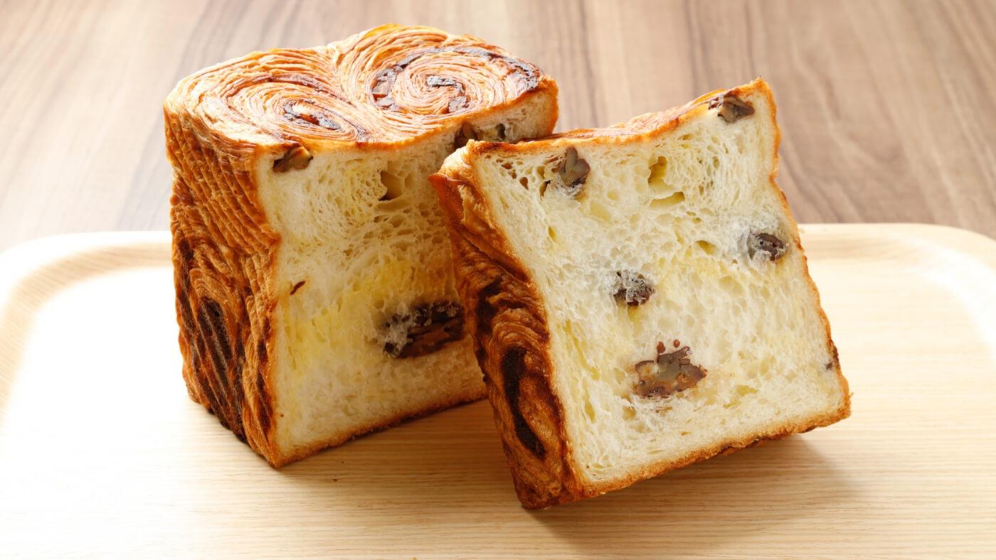 ベーカリー 俺 クロワッサン 食パン の