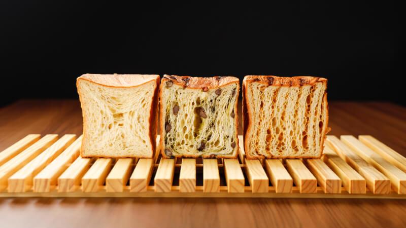 クロワッサン食パン 3種セットB