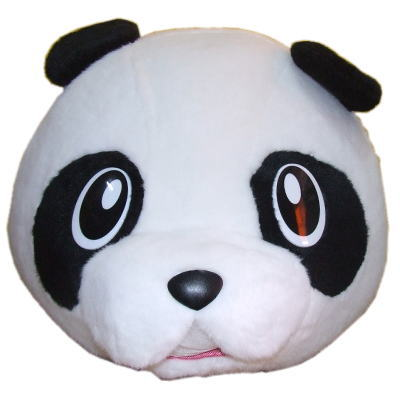 着ぐるみパンダ頭部
